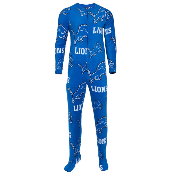 Detroit Lions - Logo All-Over Union Suit