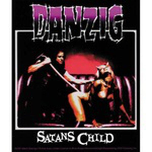Danzig - Satans Child Decal