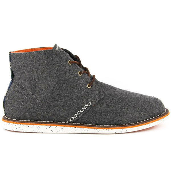 Element - Bannock Grey Wool High Top Shoes