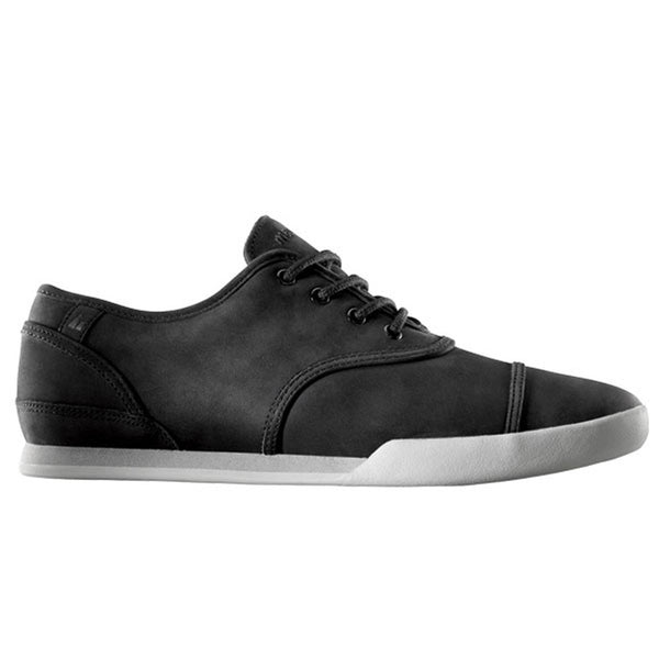 Macbeth - Gatsby Black & Grey Shoes