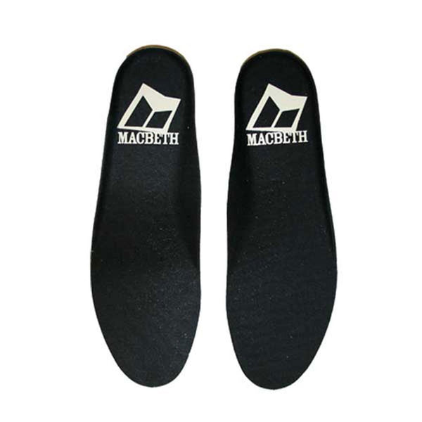 Macbeth - Manchester Team Logo Insoles