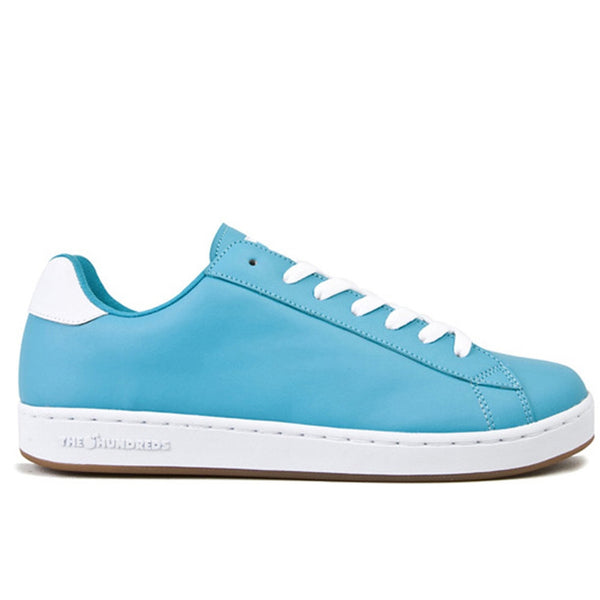 The Hundreds - Jackson Teal Low Top Sneakers