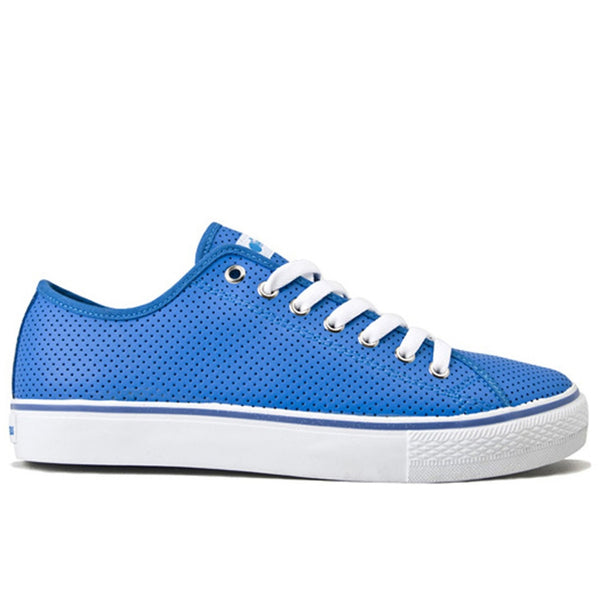 The Hundreds - Valenzuela Blue Low Top Sneakers