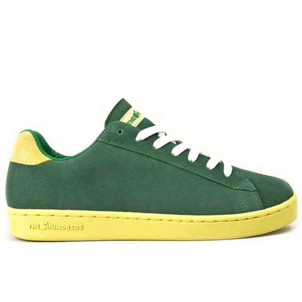 The Hundreds - Jackson Low Top Green Sneakers