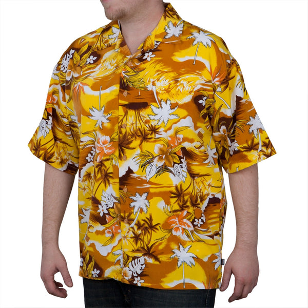 Hawaiian Islands Club Shirt