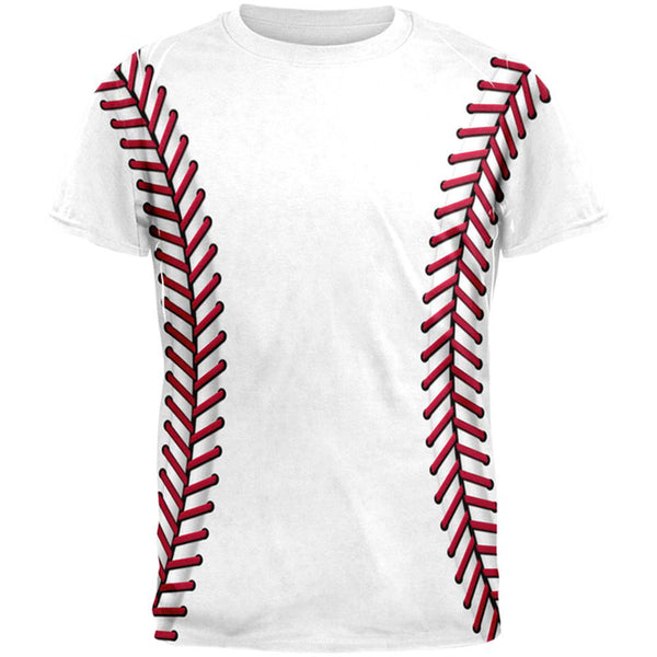 Baseball Two-Sided All Over T-Shirt