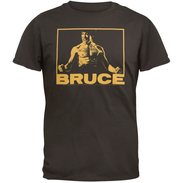 Bruce Lee - Ready To Fight Adult T-Shirt