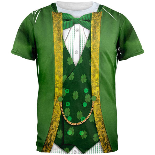 St. Patricks Day Leprechaun Costume T-Shirt