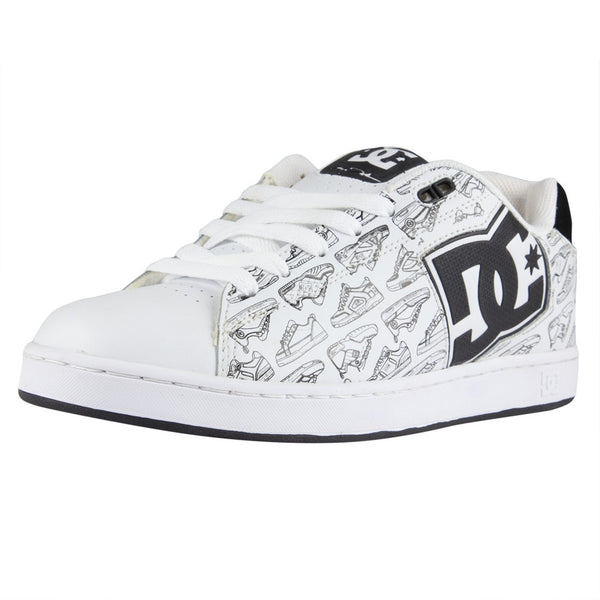 DC Shoes - Rob Dyrdek 07 White Sneakers