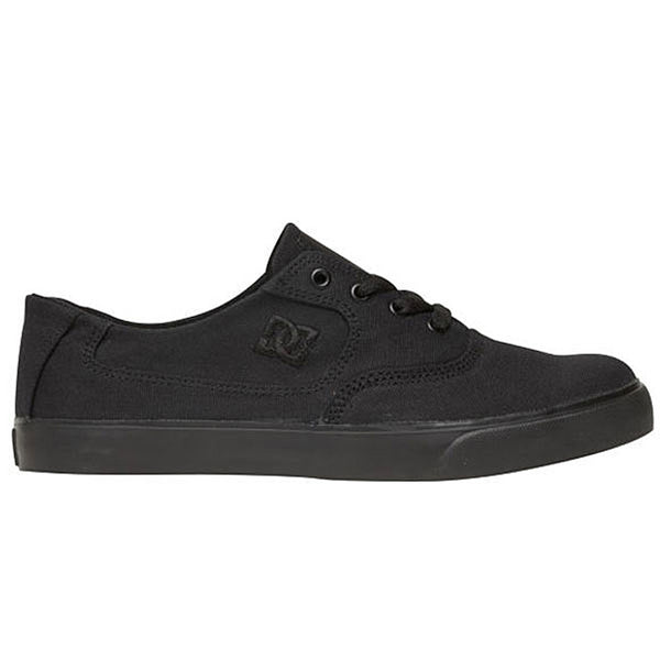 DC Shoes - Flash TX Black Sneakers