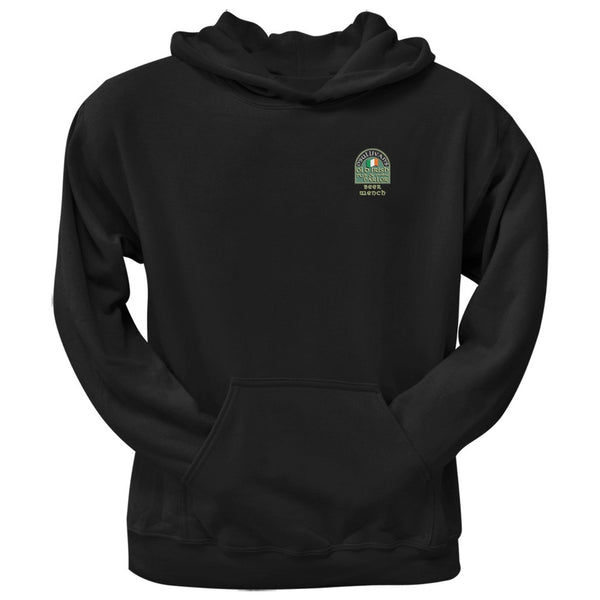 St. Patricks Day - O'Sullivan's Irish Pub Drinkers Beer Wench Black Adult Hoodie