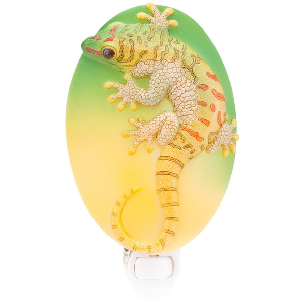 Gecko Crawling Nightlight