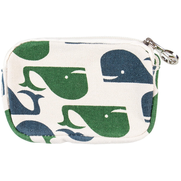 Whales Swimming Wristlet