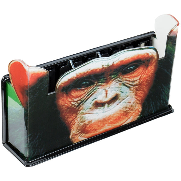 Monkey Face Fun Magnetic Storage Caddy Basket Organizer