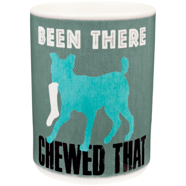 Dog Been There Chewed That Coffee Mug
