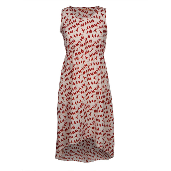 Birds on a Perch All-Over Women's Sundress
