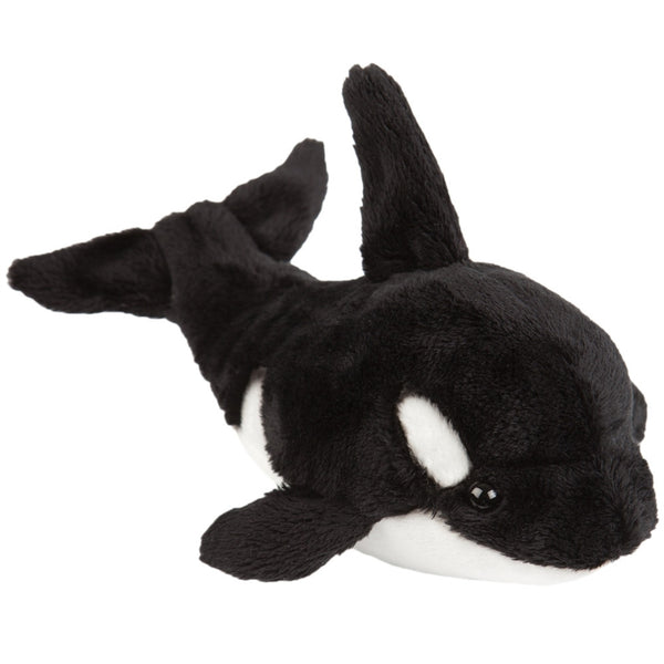 Killer Whale Bean Bag Plush Toy