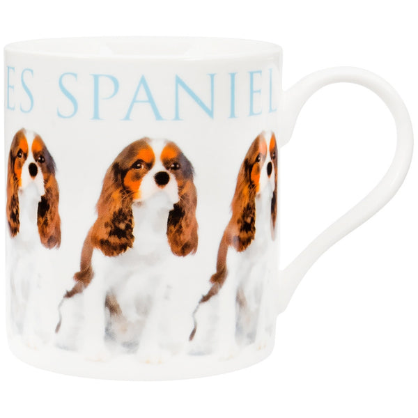 King Charles Spaniel Repeat Body Coffee Mug