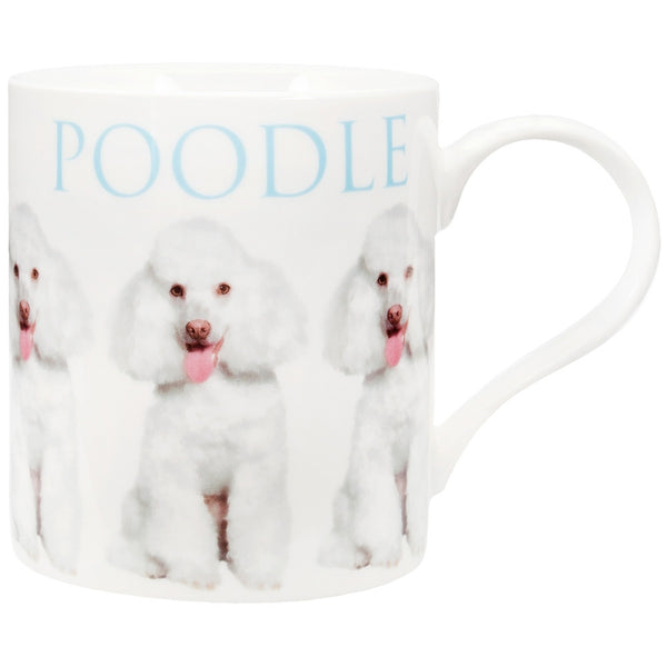 Poodle Repeat Body Coffee Mug