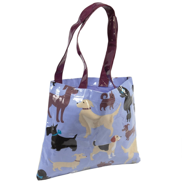 Dogs Standing All-Over Tote Bag