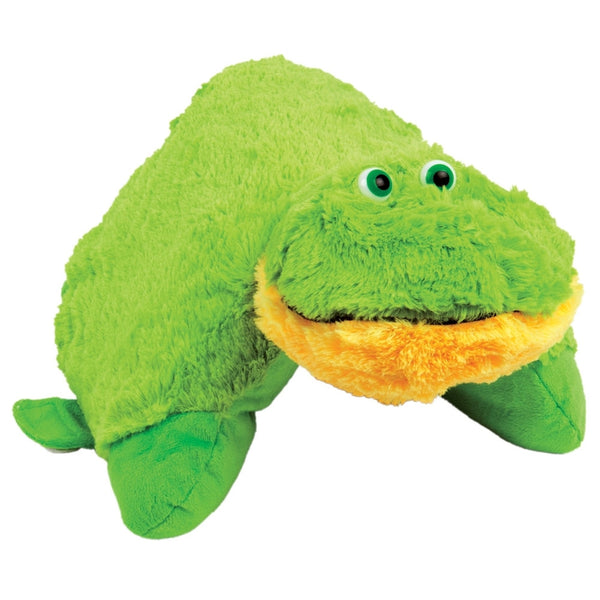 Frog Cuddle Pet Pillow