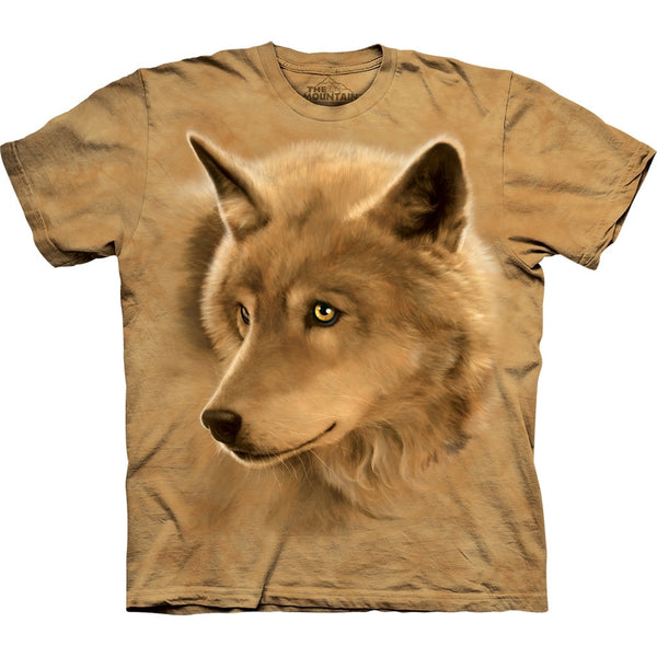 Wolf Golden Eyes T-Shirt