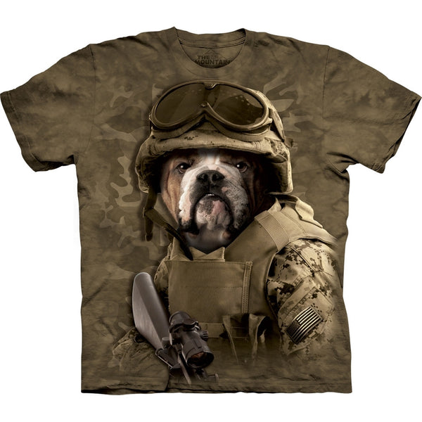 Bulldog Combat Sam T-Shirt