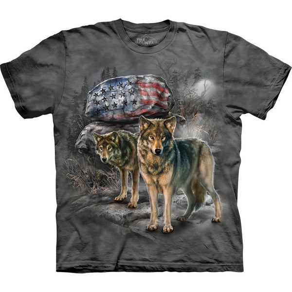 Wolves on Pride Rock T-Shirt