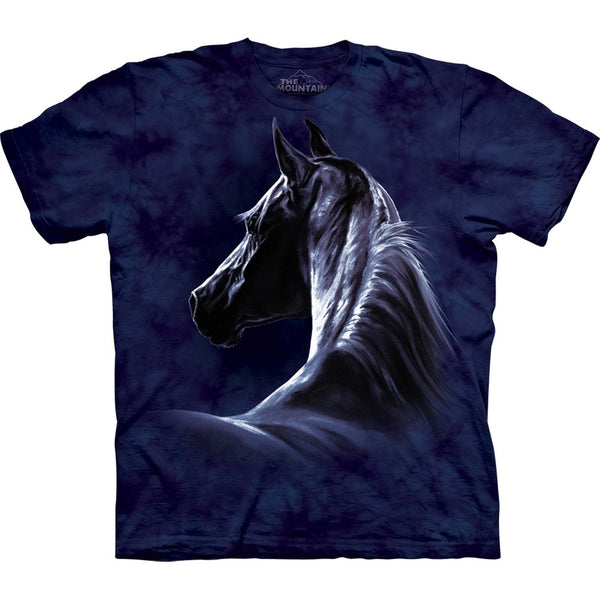 Horse Moonlight Profile T-Shirt
