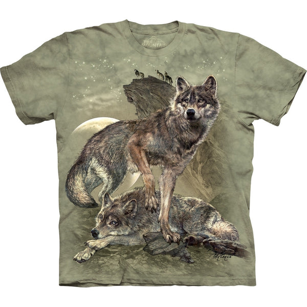 Wolves Defending the Pack T-Shirt
