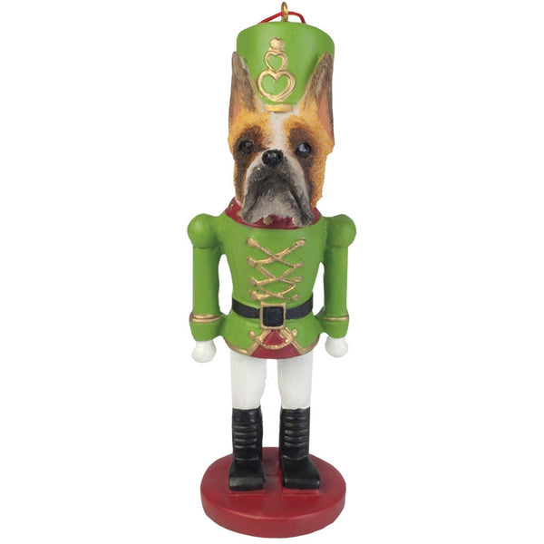 Boxer Nutcracker Christmas Ornament