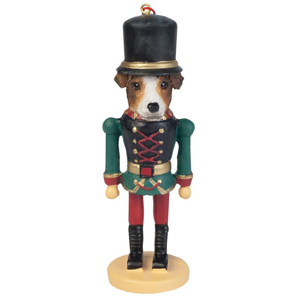 Jack Russell Nutcracker Christmas Ornament