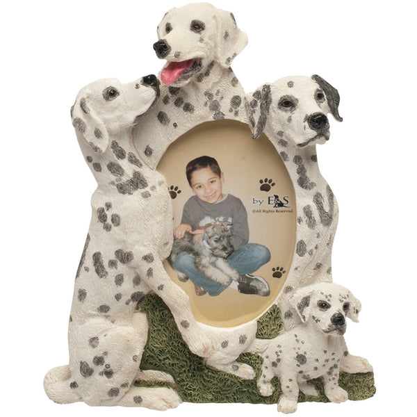 Dalmatian Family Large Picture Frame