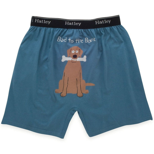 Bad to the Bone Men's Boxers