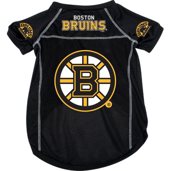 Boston Bruins - Team Colors Dog Jersey