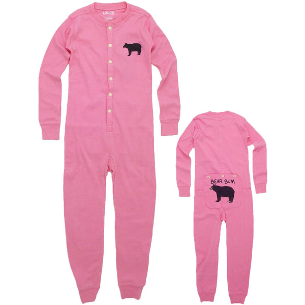Bear Bum Toddler Union Suit