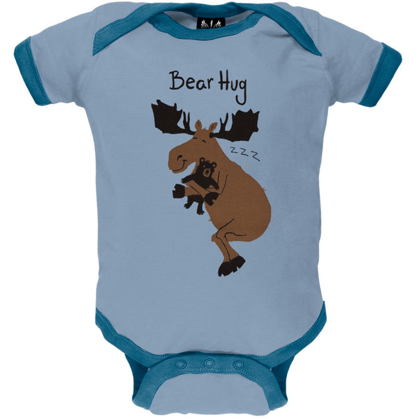 Bear Hug Baby One Piece