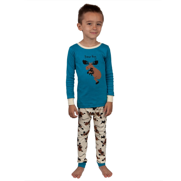 Bear Hug Juvy Pajama Set
