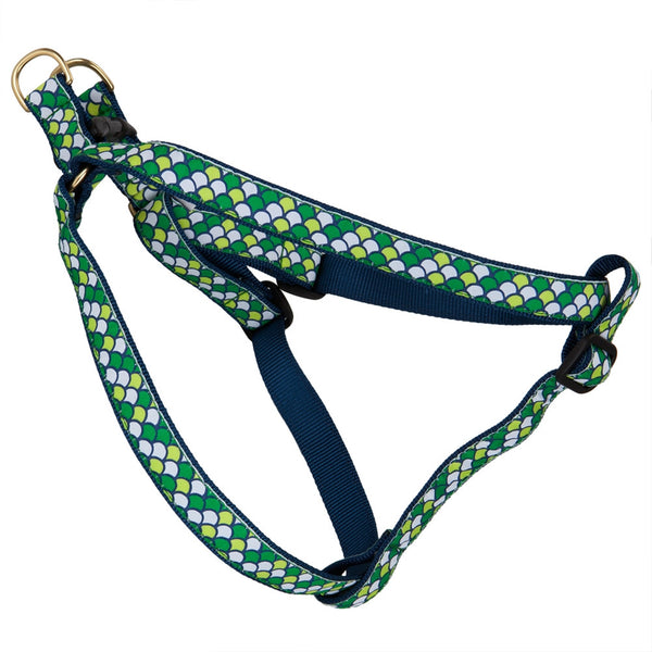 Scalloped Dog Harness