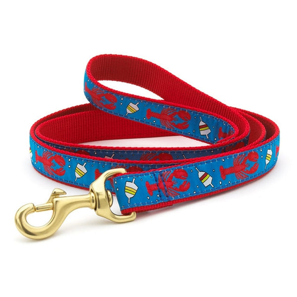 Lobster & Buoy Dog Leash