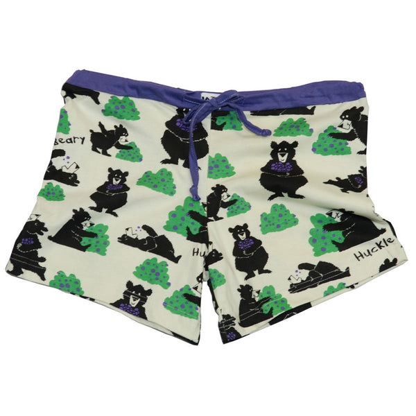 Huckle-Beary Juniors Boxer Shorts