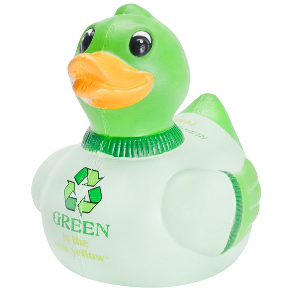 Mr. Green Recycled Rubber Duck
