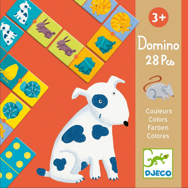 Animal Domino Game
