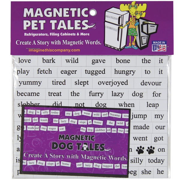 Dog Tales Refrigerator Magnets