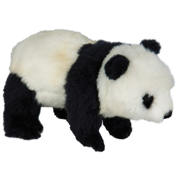 Realistic Replica Plush Sitting Panda