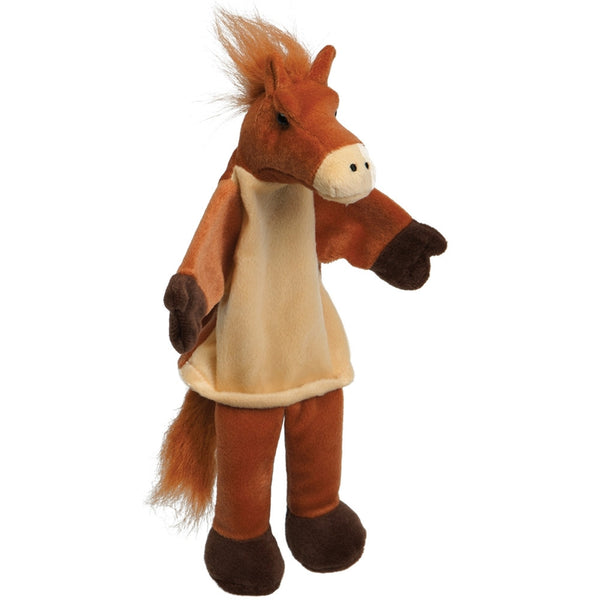 Horse Palm Puppet