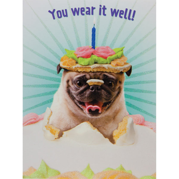 Your Wear It Well Birthday Greeting Card