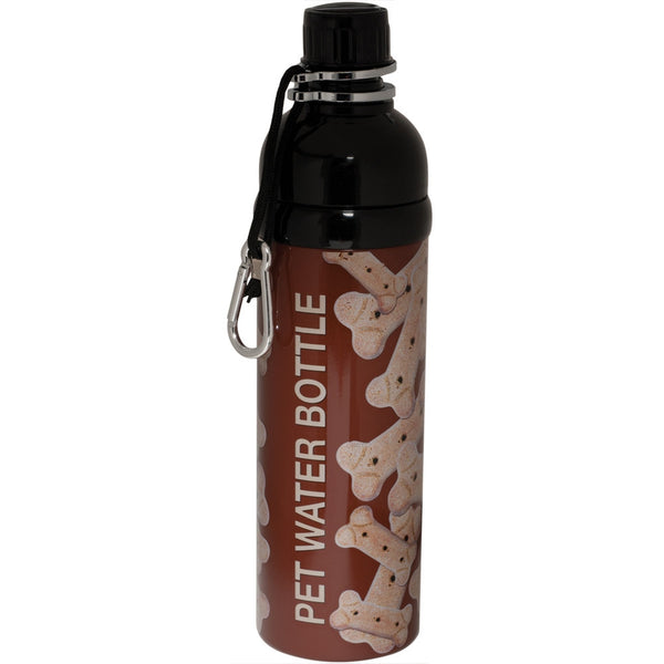Bones Allover Pet Water Bottle