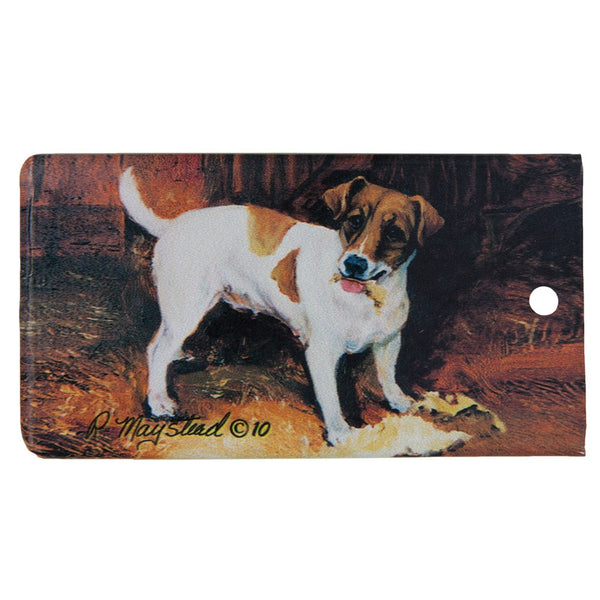 Jack Russell Portrait Bag Tag