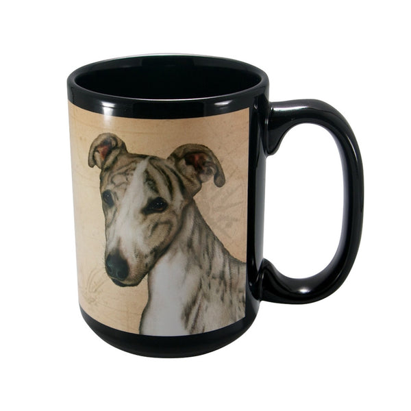 My Faithful Friend Greyhound Coffee Mug